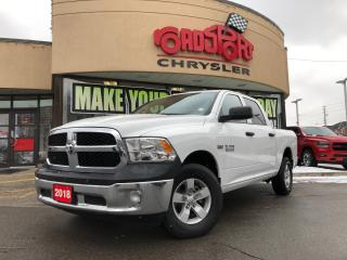 Used 2018 RAM 1500 ST 4X4 CREW CAB HEMI B-TOOTH for sale in Toronto, ON