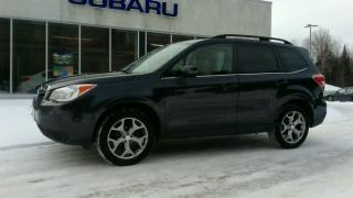 Used 2016 Subaru Forester i Limited for sale in Minden, ON