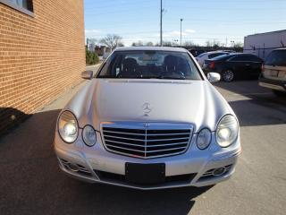 Used 2008 Mercedes-Benz E-Class 3.5L Certified for sale in Oakville, ON