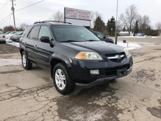 Used 2005 Acura MDX w/Tech Pkg *CERTIFIED* for sale in Komoka, ON