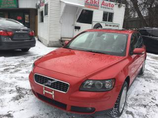 Used 2005 Volvo V50 2.5L/Safety/E Test is Included The Price for sale in Toronto, ON