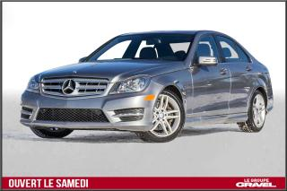 Used 2013 Mercedes-Benz C-Class 300 Awd T.ouvrant for sale in Ile-des-Soeurs, QC