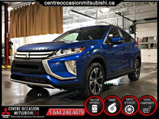 Used 2019 Mitsubishi Eclipse Cross SPECIAL DÉMO 2300KM!! BLUETOOTH, SIEGE C for sale in Blainville, QC