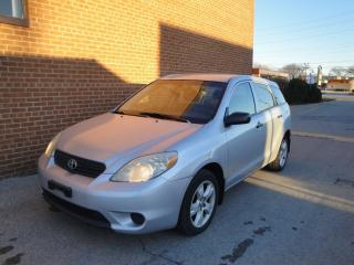 Used 2006 Toyota Matrix for sale in Oakville, ON