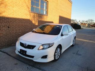 Used 2010 Toyota Corolla S for sale in Oakville, ON