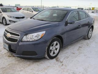 Used 2013 Chevrolet Malibu LT for sale in Thunder Bay, ON