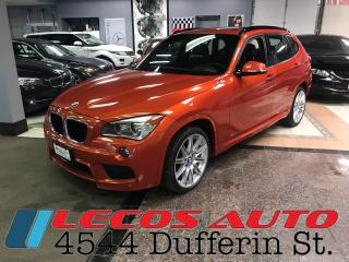 Used 2013 BMW X1 35i/M-Sport/X-Drive for sale in North York, ON