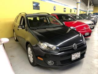 Used 2013 Volkswagen Jetta Wagon TDI COMFORTLINE, Blutooth, AUX for sale in Vaughan, ON