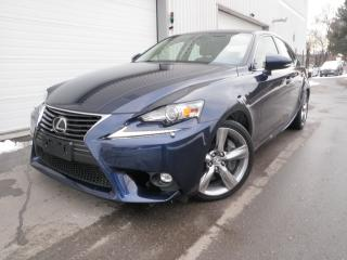 Used 2015 Lexus IS 350 AWD NAVIGATION PACKAGES for sale in Toronto, ON
