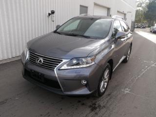 Used 2015 Lexus RX 350 TOURING AWD  NAV NEW RUBBER for sale in Toronto, ON