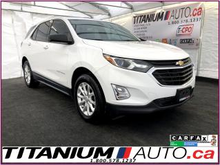 Used 2018 Chevrolet Equinox Camera-Remote Start-Heated Seats-Apple Play-Tinted for sale in London, ON