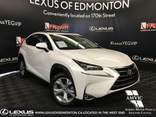 Used 2016 Lexus NX 200t Executive Package for sale in Edmonton, AB