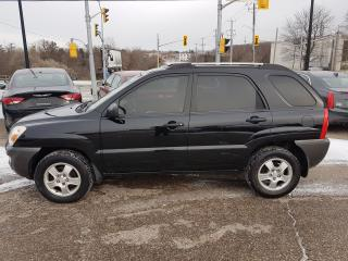 Used 2007 Kia Sportage LX *SUNROOF* for sale in Kitchener, ON
