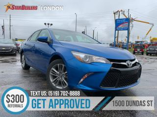 Used 2017 Toyota Camry SE | CAM | HEATED SEATS | SPORT/CLOTH SEATS for sale in London, ON