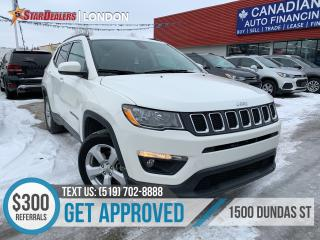 Used 2018 Jeep Compass North | 1OWNER | 4X4 | LEATHER for sale in London, ON