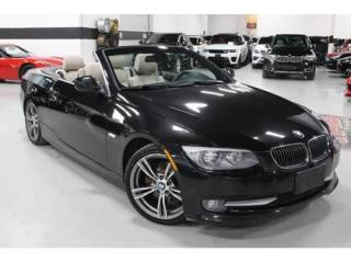 Used 2011 BMW 328 i CONVERTIBLE   LOCAL TRADE IN for sale in Vaughan, ON