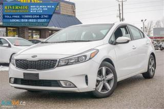 Used 2018 Kia Forte LX for sale in Guelph, ON