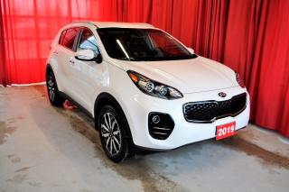 Used 2019 Kia Sportage EX | AWD | Leather | Push Button Start for sale in Listowel, ON