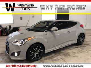Used 2013 Hyundai Veloster Turbo|NAVIGATION|LEATHER|100,332 KM for sale in Cambridge, ON
