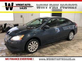 Used 2015 Nissan Sentra S|LOW MILEAGE|BLUETOOTH|38,239 KMS for sale in Cambridge, ON