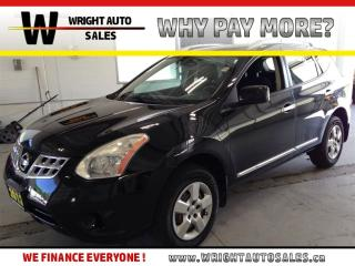 Used 2013 Nissan Rogue S|AWD|BLUETOOTH|KEYLESS ENTRY|121,066 KMS for sale in Cambridge, ON