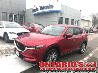 Used 2019 Mazda CX-5 GT TURBO for sale in Toronto, ON