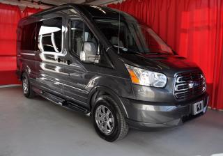 Used 2018 Ford Transit Explorer Conversion | 9-Passenger  | Navigation for sale in Listowel, ON