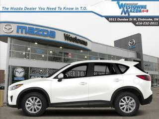 Used 2015 Mazda CX-5 GT - Leather Seats -  Sunroof for sale in Toronto, ON