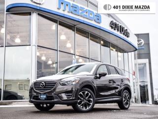 Used 2016 Mazda CX-5 GT-AWD, 1.9% FINANCE AVAILABLE, NAVIGATION for sale in Mississauga, ON