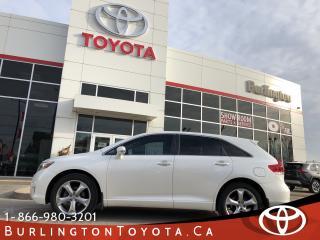 Used 2015 Toyota Venza V6 for sale in Burlington, ON