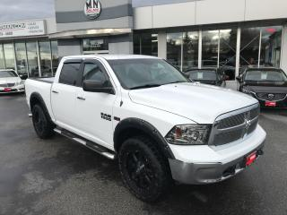 Used 2014 RAM 1500 SLT CREW 4WD 5.7L HEMI LIFTED WHEEL/TIRE PKG for sale in Langley, BC