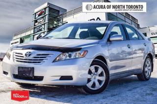 Used 2007 Toyota Camry 4-Door Sedan LE 5A Accident Free  for sale in Thornhill, ON
