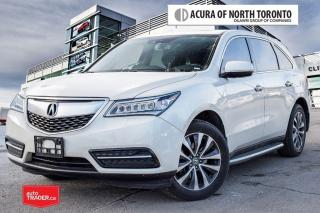 Used 2015 Acura MDX Tech at for sale in Thornhill, ON
