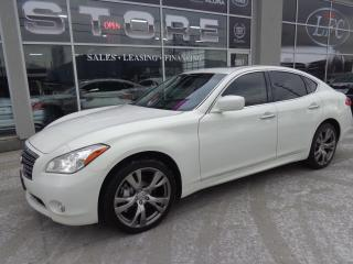 Used 2013 Infiniti M37x Sport.navigation.awd. for sale in Etobicoke, ON