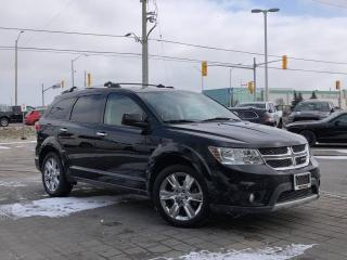 Used 2013 Dodge Journey R/T for sale in Mississauga, ON