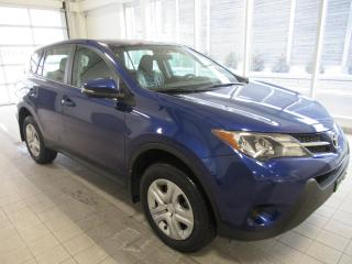 Used 2015 Toyota RAV4 LE LEASE RETURN ONE OWNER for sale in Toronto, ON