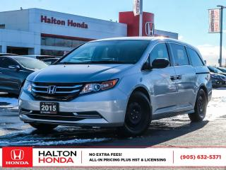Used 2015 Honda Odyssey SE for sale in Burlington, ON