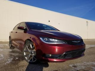 Used 2015 Chrysler 200 4dr Sdn S FWD for sale in Edmonton, AB