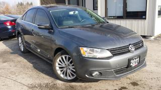 Used 2011 Volkswagen Jetta TDI HIGHLINE for sale in Kitchener, ON