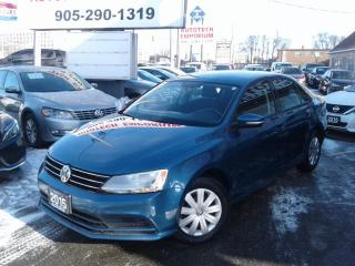Used 2015 Volkswagen Jetta Trendline  Camera/Btooth All Pwr&GPS*$39/Wkly for sale in Mississauga, ON