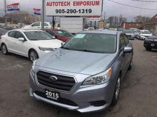 Used 2015 Subaru Legacy AWD Backup Camera/Htd Seats/Bluetooth&GPS for sale in Mississauga, ON