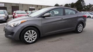 Used 2012 Hyundai Elantra GLS Sedan Automatic Bluetooth Certified 2Yr Warranty for sale in Milton, ON