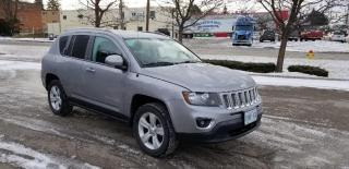 Used 2016 Jeep Compass Sport 4WD for sale in Kitchener, ON
