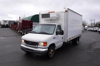 Used 2007 Ford Econoline E-450 16 Foot Cube Van Reefer Van Diesel for sale in Burnaby, BC