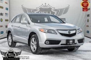Used 2015 Acura RDX Tech Pkg, NAVI, BACK-UP CAM, LEATHER, MOONROOF for sale in Toronto, ON