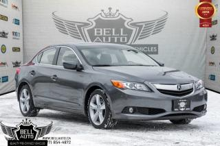 Used 2015 Acura ILX Dynamic , NAVI BACK-UP CAM, MOONROOF, LEATHER for sale in Toronto, ON