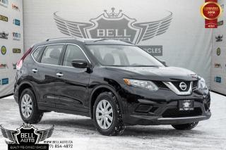 Used 2015 Nissan Rogue S, BACK-UP CAM, BLUETOOTH, VOICE COMMAND for sale in Toronto, ON