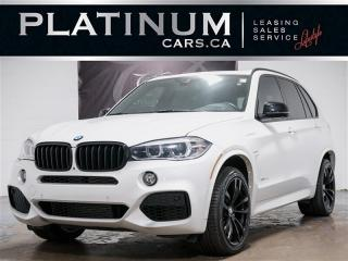 Used 2016 BMW X5 xDrive40e, M-SPORT, NAVI, Heads UP DISP, 360 CAM for sale in Toronto, ON