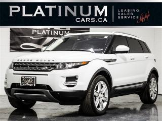 Used 2015 Land Rover Evoque Pure PLUS, NAVI, PANO, CAM, Leather for sale in Toronto, ON