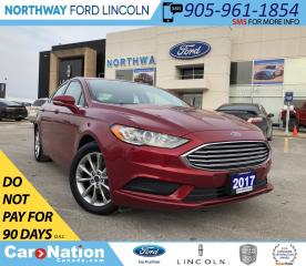 Used 2017 Ford Fusion SE | WINTER PACK | REAR CAMERA for sale in Brantford, ON